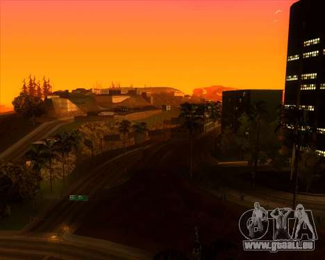 ENBSeries by MatB1200 pour GTA San Andreas quatrième écran