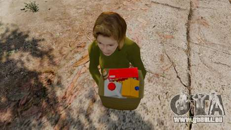 Neue Lebensmittel für GTA 4 weiter Screenshot
