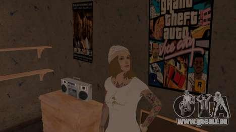 Willy Wonky pour GTA San Andreas deuxième écran