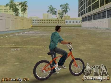 Vélo de BMX K2B Ghetto pour GTA Vice City