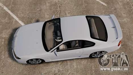 Nissan Silvia S15 v1 pour GTA 4 est un droit