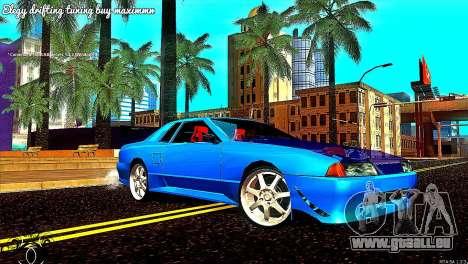 Elegy Dorifto Tune pour GTA San Andreas