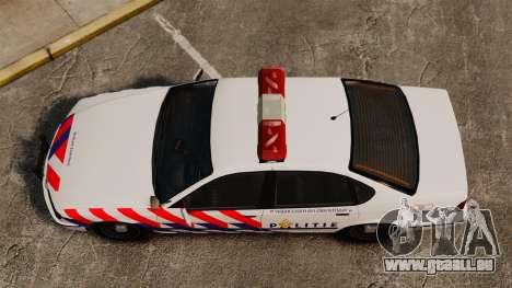 Police néerlandaise pour GTA 4 est un droit