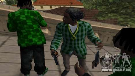 Full Weapon Pack für GTA San Andreas her Screenshot