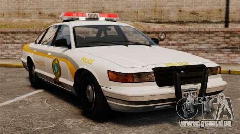 Polizei Quebec für GTA 4