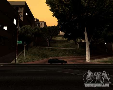 Satanic Colormode für GTA San Andreas her Screenshot