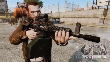 Ares Shrike pour GTA 4 troisième écran