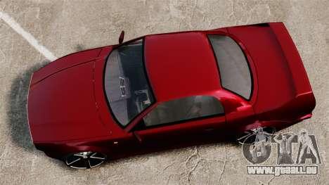 Probe V12 HD für GTA 4 rechte Ansicht