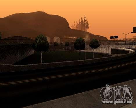 Satanic Colormode pour GTA San Andreas deuxième écran