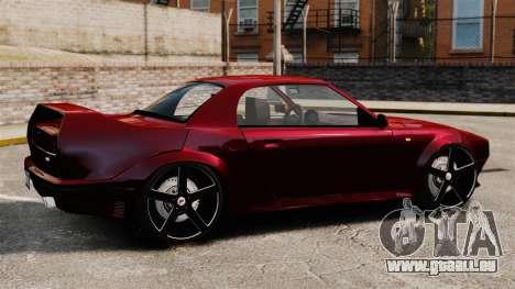 Probe V12 HD pour GTA 4 est une gauche