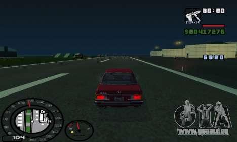 CLEO Dynamometer v. 1.0 beta für GTA San Andreas zweiten Screenshot