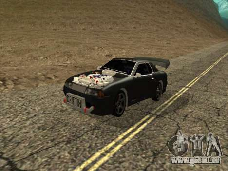 Elégie de PiT_buLL pour GTA San Andreas laissé vue