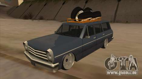 New Peren Hellaflush für GTA San Andreas