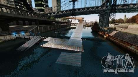 Piste vertigineuse pour GTA 4 septième écran