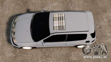 Honda Civic Gtaciyiz pour GTA 4 est un droit