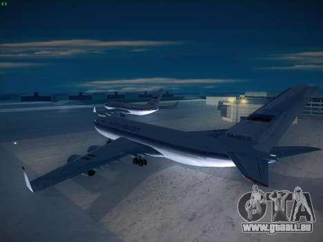 Real Airport 1.0 pour GTA San Andreas troisième écran