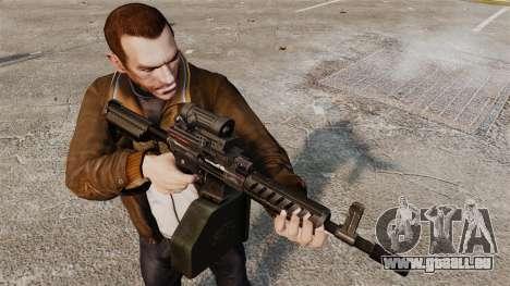 Ares Shrike pour GTA 4 quatrième écran