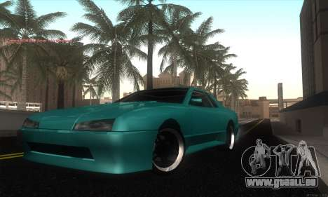 Elegy Edit für GTA San Andreas