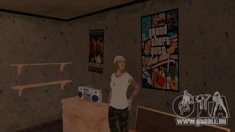 Willy Wonky pour GTA San Andreas quatrième écran