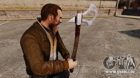 Tomahawk pour GTA 4