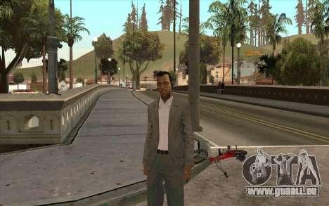 Michaels Haut von GTA V für GTA San Andreas her Screenshot