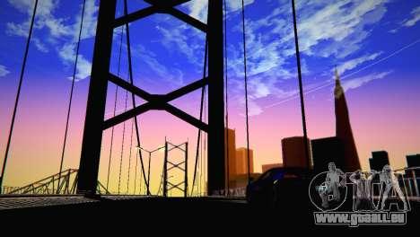 SA_Extend pour GTA San Andreas cinquième écran