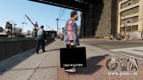 Paquet Bloomingdales pour GTA 4