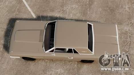Ford Thunderbird 1964 für GTA 4 rechte Ansicht