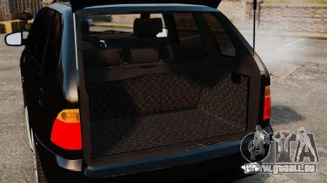 BMW X5 4.8iS v1 für GTA 4 Seitenansicht
