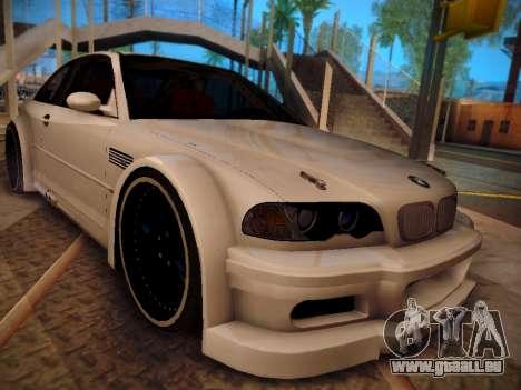 BMW M3 E46 Tuning für GTA San Andreas