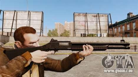 Taktische Schrotflinte Fabarm SDASS Pro Forces v für GTA 4