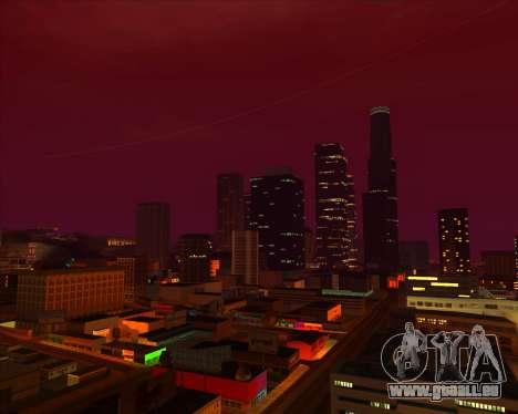 ENBSeries by MatB1200 pour GTA San Andreas cinquième écran