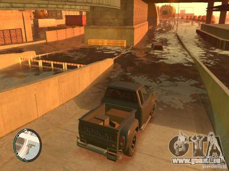 GTA 4 Water Height Editor pour GTA 4