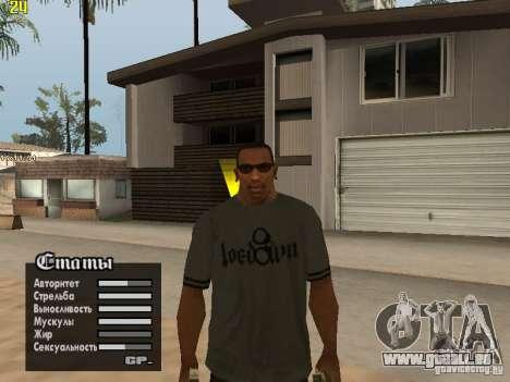Super, die vor dem 1 Mission speichern für GTA San Andreas