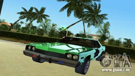 Dodge Monaco Police pour GTA Vice City