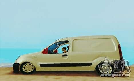 Renault Kangoo für GTA San Andreas linke Ansicht