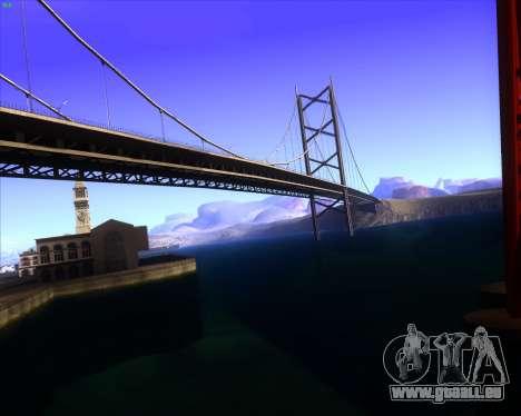 ENBSeries by MatB1200 pour GTA San Andreas