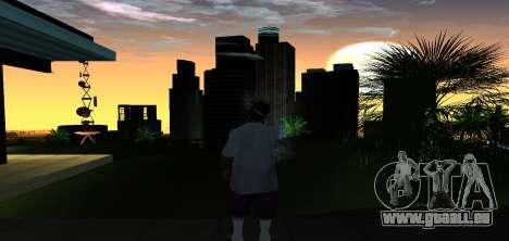 ENB Graphic Mod pour GTA San Andreas deuxième écran