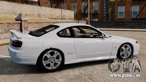 Nissan Silvia S15 v1 für GTA 4 linke Ansicht