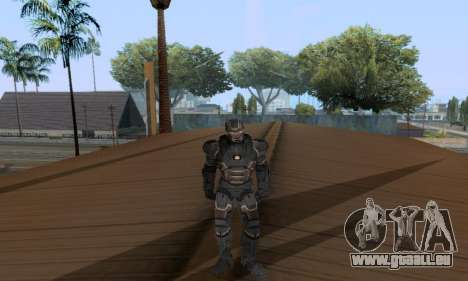 Skins Pack - Iron man 3 für GTA San Andreas