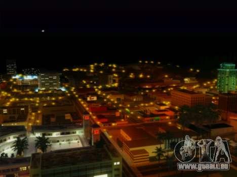 Project 2dfx pour GTA San Andreas deuxième écran