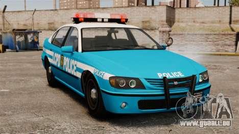 LCPD Police Patrol für GTA 4