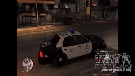 Police Pursuit Mod 7.5d pour GTA 4