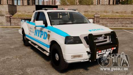 Ford F-150 v3.3 NYPD [ELS & EPM] v2 pour GTA 4
