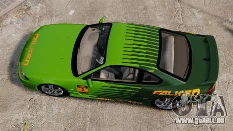 Nissan Silvia S15 v3 pour GTA 4 est un droit