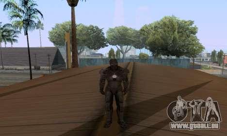 Skins Pack - Iron man 3 pour GTA San Andreas onzième écran