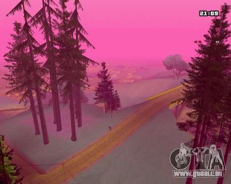 Pink NarcomaniX Colormode für GTA San Andreas