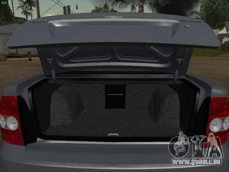 VAZ-2170 pour GTA San Andreas moteur