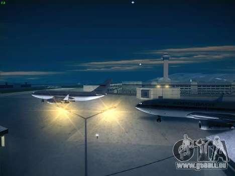 Real Airport 1.0 pour GTA San Andreas quatrième écran