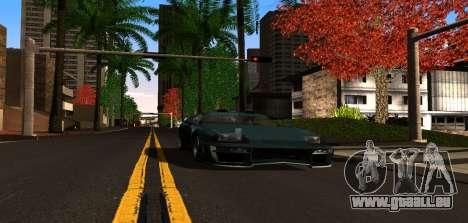 ENB Graphic Mod pour GTA San Andreas